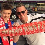 .@Official_STFC fans come all the way from Australia for todays #PlayOffFinal >> http://t.co/M48ev6s5ga #DontMissIt http://t.co/PKcPgwM5Wn