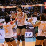 MVP @AlyssaValdez2 leads PLDT past Army in Game 2 of the Shakeys V-League Finals. http://t.co/jMeUMP478K http://t.co/YMZHNvGQ5q