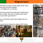 MisGovernance is d model of AAPs govnmt, Delhi has 60K houses ready, Y govmnt not allotting them? #AapKaFareb (5/10) http://t.co/mDvy3Dpvwl