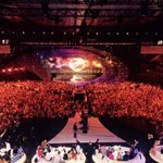 Eurovision 2015 Grand Final. 7.30 tonight on SBS. The commentary box is hot but has a great view! #SBSEurovision http://t.co/oYghjrZ2A3