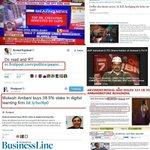 Why @ArvindKejriwal stopped uttering the name of Mukesh Ambani after Delhi election? @timesnow @newsx @ZeeNews http://t.co/blZToYn2Cg