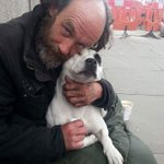 Please RT for homeless Michael who had his girl Treacle stolen from London Bridge on Wed eve 😢 @Beathhigh   ❤ http://t.co/jsErtlNCr2