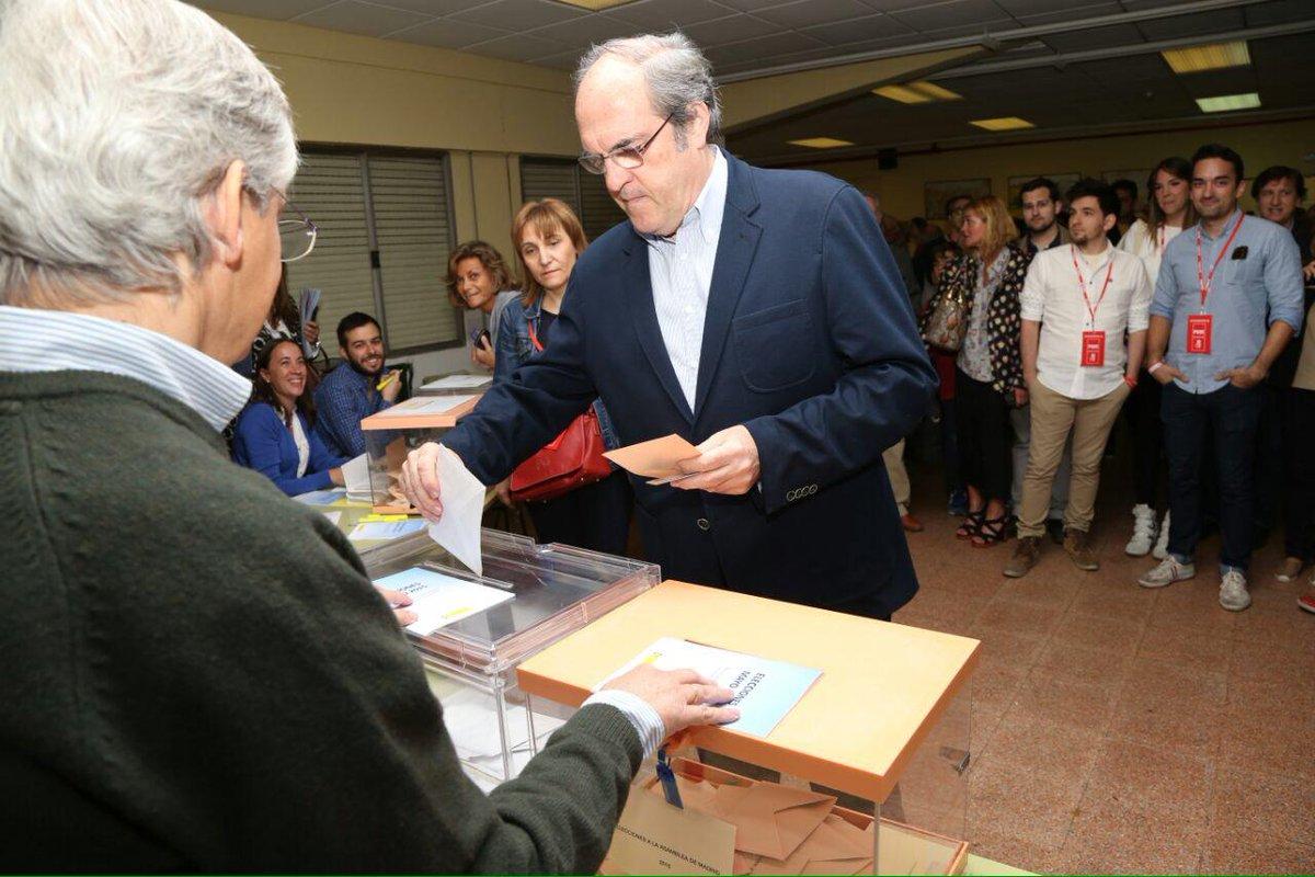 Grande Gabilondo!  #PSOE24M http://t.co/Tz9cq4bC4y