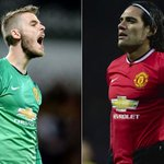 David De Gea and Radamel Falcao did not travel yesterday with the rest of the squad to Hull. #MUFC http://t.co/w7Gtn01wC2
