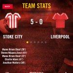 5 gol dari 12 shot. Luar biasa Stoke #LiverpoolMahGitu #SuperSoccerApps http://t.co/xsqhcXRSna