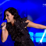 Youre Welcome, Demi. We Love You! @ddlovato #NET2Anniversary http://t.co/dIm9JsVu7d