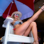 Our Bikini Life Guard is on duty and ready for Round 2 of our Bikini Brunch Season Kick Off! http://t.co/cqJbnadCr4
