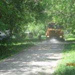 Мойка тротуаров по улице Мориса Тореза  @Rudakov_i_a @DepBlagSamara http://t.co/mdefLzkNg3