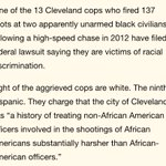 9 #BreloTrial cops file federal lawsuit, saying they are victims of racial discrimination http://t.co/guAdR9Hlm5 http://t.co/pX5OaptgU3