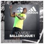 l'#Euro2016 sera dans les têtes à chaque match avec les couleurs du nouveau ballon de la #ligue1#BeTheDifference ⚽️ http://t.co/Uhp1mI113w