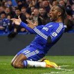[OFFICIEL] Didier Drogba a annoncé quil allait jouer cet après-midi son dernier match avec Chelsea ! http://t.co/L17cLRjmoP