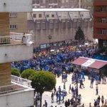 Hermanamiento de aficiones de Cadiz y Oviedo Gracias @siemprecarbayon http://t.co/BmfN6alXIu