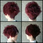 今回もACQUA青山の熊谷さん @KUMA_0722 にカットして頂きました♪ いつもサンキュー★ #hairdresser #hair #haircut #Tokyo #Aoyama #Japan #ヘア #ヘアスタイル #髪型 http://t.co/jV6QmttrKP