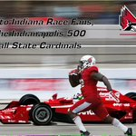 Welcome to #Indiana Race Fans! @IMS @BallStateSports #Indianapolis500 http://t.co/OinFPkzldd