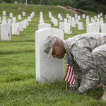 It changes you: Soldiers lay flags at Arlington, reflect on service http://t.co/D9s0E6YUNh #MemorialDay http://t.co/HbF1OWrLtP