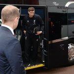 PHOTO: Steven Gerrard arrives at the Britannia Stadium for his final #LFC game #ThanksStevie http://t.co/yFu8Q0WQ6N