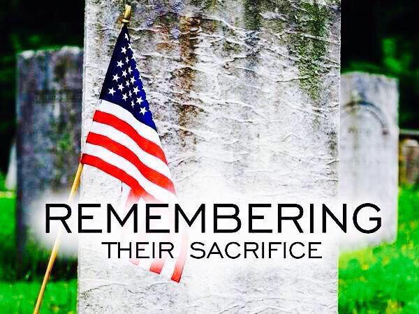 Remembering those who gave their all. #MemorialDay #Honor http://t.co/hbivwOpRwk