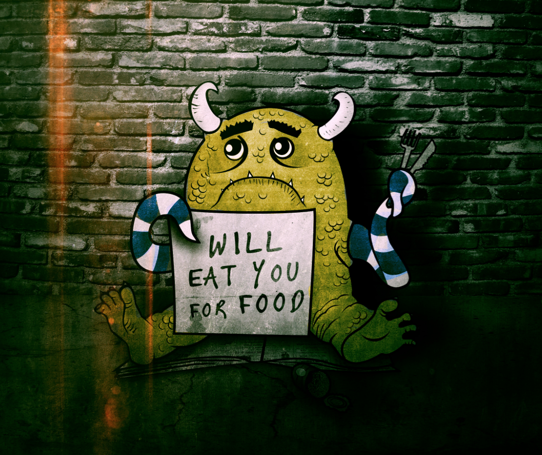#MonsterAppetite  //  PHOTO: http://t.co/3qWFZxg6LW http://t.co/rMACVDc6Xw