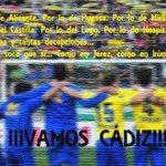 #VamosCádiz #Sisepuede #LaIlusionNiTocarla #Esteañosí @Cadiz_CF http://t.co/pubG7knKES