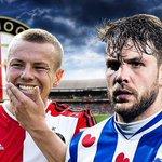 Wie wordt de tegenstander van Vitesse? Feyenoord of Heerenveen? Volg ons liveblog: http://t.co/aiccNCGr2k #feyhee http://t.co/GzysC55fM4