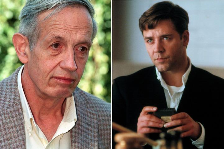 John Nash, Nobel prize winner & inspiration for 'A Beautiful Mind,' was killed in a cab crash http://t.co/XOcy7uQx5z