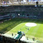 Palmeiras-Goiás to kick off at the Allianz Parque, from west-central São Paulo, for Round 3 of the Brasileirão http://t.co/vXF9ptop4M