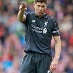 PHOTO: Steven Gerrard in action at the Britannia Stadium #LFC http://t.co/YWpKLIJaF5