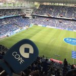 "Oviedo-Cadiz. Cabina Cope RT ""@DeportesCopeA: Imagen del Tartiere a 45m del partido"". http://t.co/PJCSbhBjfn #TiempodeJuego213"