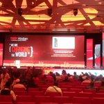 Le palais des congrès de lhôtel ivoire commence à être plein... #TEDxAbidjan @TEDxAbidjan @AfDB_Group @macmady http://t.co/K0WKUHil1s