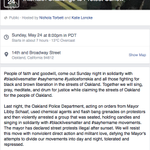 #Oakland Protest – TONIGHT 8PM 14th & Broadway #OGP #OscarGrant Plaza #FuckTheCurfew http://t.co/Barx5MIJg3