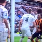 VIDEO: Footage of Abel Hernandez brutally punching Phil Jones in the stomach! Shocking this!!..http://t.co/P1cCKyAeY3 http://t.co/dXhmGxsVzM