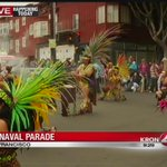 VIDEO: 2015 San Francisco Carnaval Parade http://t.co/2f4gbIyzSh Send your Carnaval photos: web@kron.com http://t.co/lWUPClCrYi