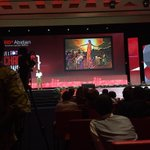 @paulsika nous parle de son parcours détudiant en informatique à la photographie. #TEDxAbidjan http://t.co/fD0Z7Kmcdi