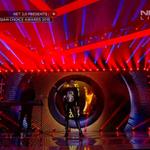 NOW - @karminmusic - Superbass #NET2Anniversary http://t.co/gudiTh51fJ