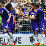 FULL-TIME Chelsea 3-1 Sunderland. The champions finish with a victory thanks to goals from Remy (2) & Costa #CHESUN http://t.co/MYWUFZRiVJ