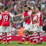 Full-time: @Arsenal 4-1 West Bromwich Albion #AFCvWBA http://t.co/se265cndfC