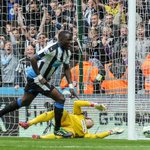 FULL-TIME Newcastle 2-0 West Ham. Goals from Moussa Sissoko and Jonas Gutierrez secure #BPL survival #NEWWHU http://t.co/QfbjC5mDvd