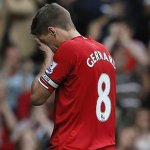 Steven Gerrard with the most unfortunate ending for a captain since the Titanic. http://t.co/Ub0bjlUzvD