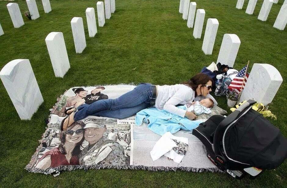 REMEMBER. It's the very least any of us can do. #MemorialDay