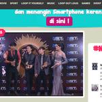 From Backstage: Yg lain hrs berlapang dada, krn @sheilaon7 menang lagi. Tonton di http://t.co/i0ukjmGTLT #NET2_LOOP http://t.co/1B1vB1g4y1