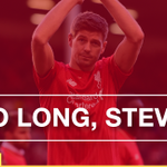 Steven Gerrard scores on his last Liverpool appearance... ...but its a nightmare ending http://t.co/x1dOP2f5Td #lfc http://t.co/9lD4OhT6p2