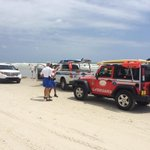 Three men pulled from ocean in Daytona Beach Shores. One unresponsive taken to hospital, Ocean rescue officials said http://t.co/5rU7XJS3dw