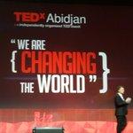 #civedu @WimMTN DG de @MTNCotedIvoire sur le podium de @TEDxAbidjan pour parler de #MobileMoney http://t.co/HudQxJ6Lbe