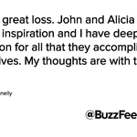 Jennifer Connelly, who won an Oscar for playing Alicia Nash, on death of John & Alicia Nash http://t.co/5AQlNOuwOl http://t.co/WY5pV6svyC