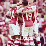 What a way to end the @premierleague season. Thanks to the fans for all the support! See you at Wembley! #COYG http://t.co/JkVRMsVPux