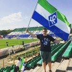 """Даааааааа Ярославль отобрал очки у Анжиии. 30 мая битком стадион должен быть. Будеет """"огоонь"""". Вперед @fckssamara http://t.co/xv6CjOEHHb"""