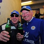 Free beer and a 5-1 win...Great day to be a Leicester fan! http://t.co/vkXrtwW0Da #lcfc http://t.co/RhVT5EUO3X