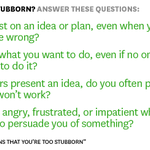 Sometimes we should ask ourselves if we're being too stubborn: http://t.co/xtrvq8QtnS http://t.co/xZYoKlS6hO