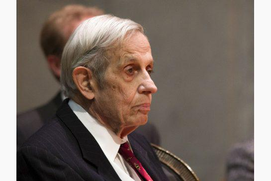 John Nash, subject of 'A Beautiful Mind,' and wife killed in car crash http://t.co/4uTnZb2RZF