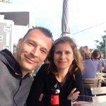 Super gezellige avond bij @HotelNewYork op @wilhelminapier met @LongoGraziella #Rotterdam http://t.co/XcFMH6XqIF